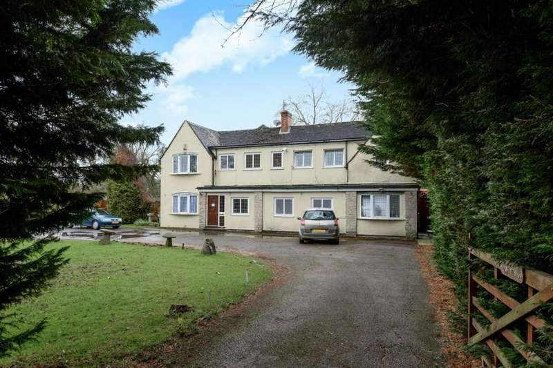 8 Bedrooms Detached House for sale in The Paddock, Barnard Gate, OX29