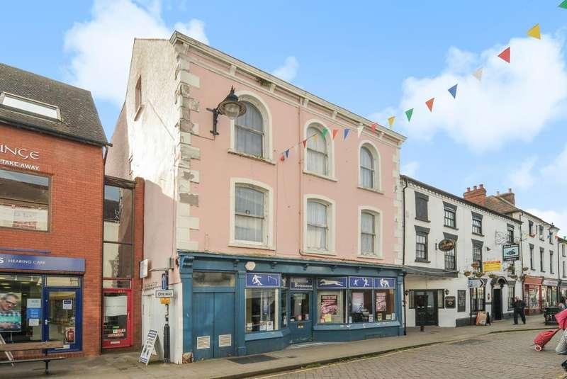 1 Bedroom Flat for sale in Leominster, Herefordshire, HR6