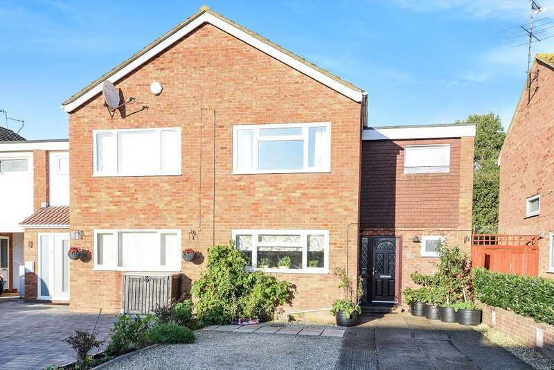 3 Bedrooms House for sale in Hawkslade, Aylesbury, HP21