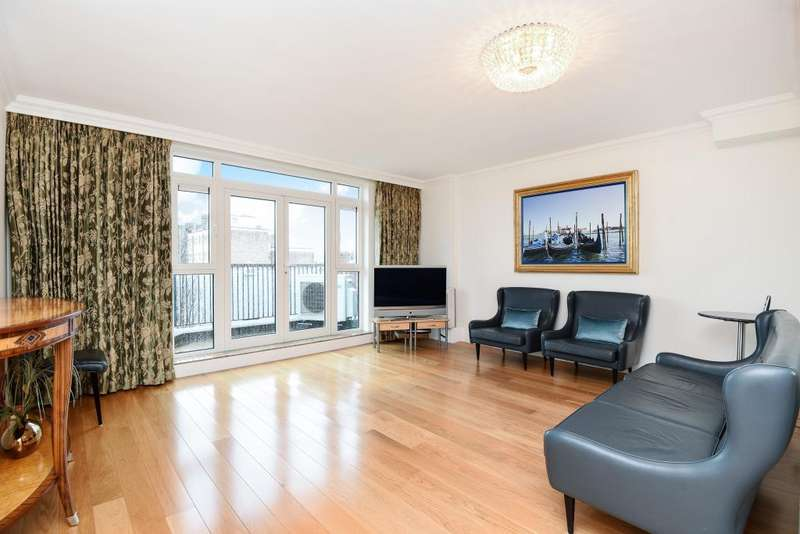 3 Bedrooms Flat for sale in Marlborough Place, St Johns Wood NW8, NW8