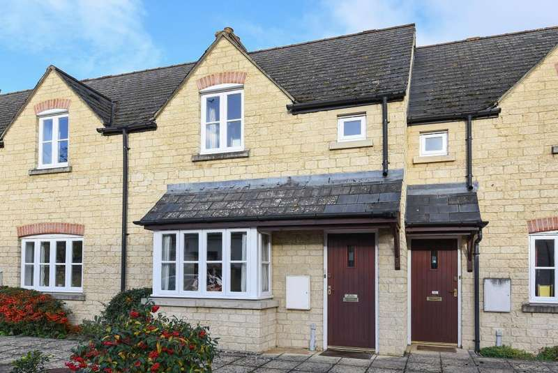 2 Bedrooms House for sale in Eynsham, West Oxford, OX29