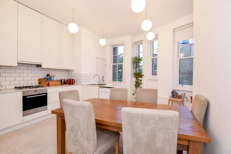 4 Bedrooms Maisonette Flat for sale in Brookfield Mansions, Highgate, London, N6