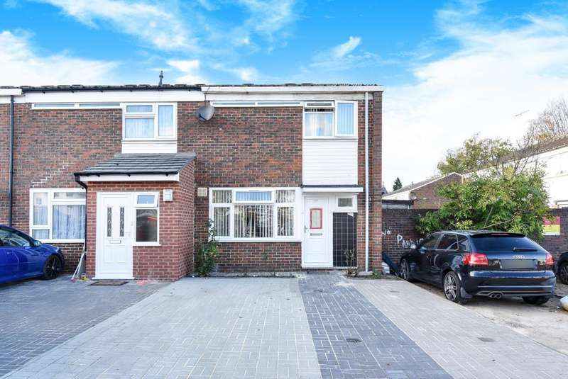 3 Bedrooms House for sale in Slough, Berkshire, SL1