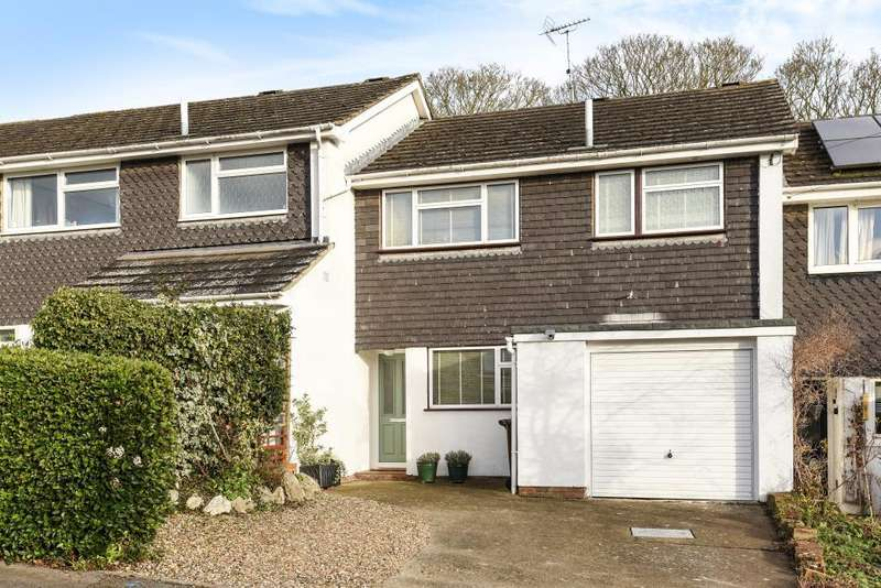 3 Bedrooms House for sale in Goring on Thames, Reading, RG8