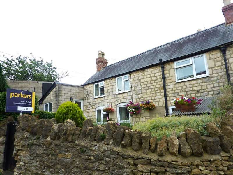 2 Bedrooms Semi Detached House for rent in The Knoll, Stroud, Gloucestershire, GL5