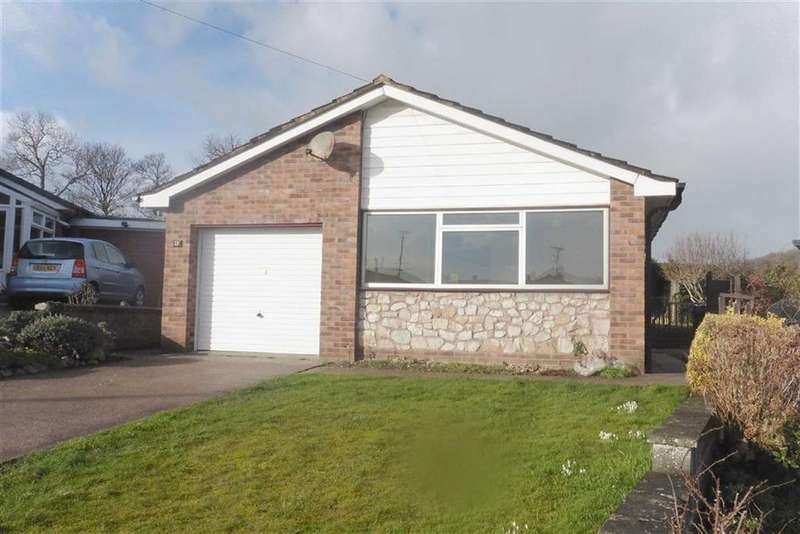 2 Bedrooms Detached Bungalow for rent in 13, Agincourt Drive, Welshpool, Welshpool, Powys, SY21