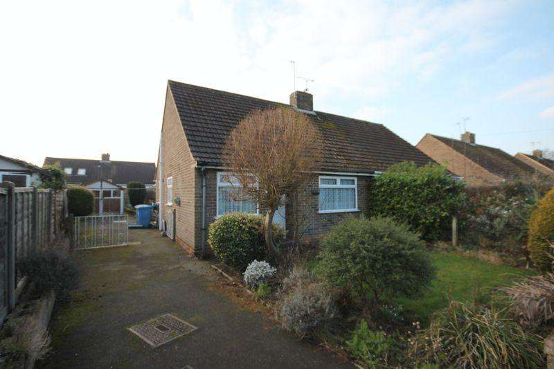 2 Bedrooms Semi Detached Bungalow for sale in Stanhope Road, Derby