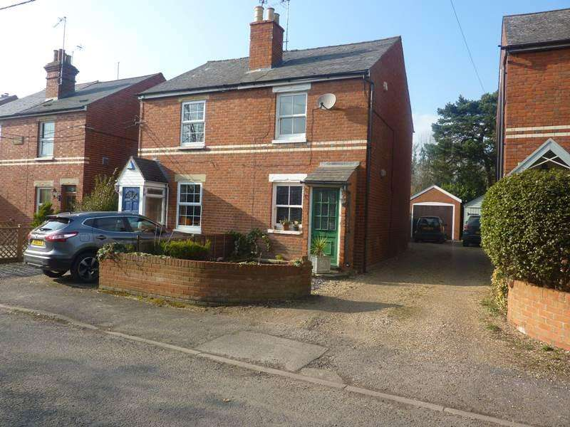 2 Bedrooms Semi Detached House for sale in HURST