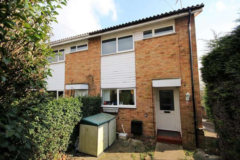 2 Bedrooms End Of Terrace House for sale in Station Road, Lower Stondon, Henlow, SG16