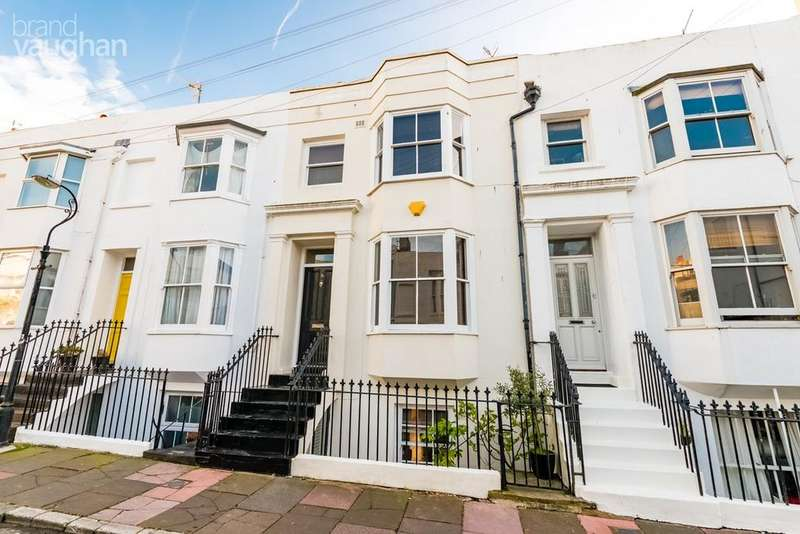4 Bedrooms Terraced House for sale in College Street, Brighton, BN2