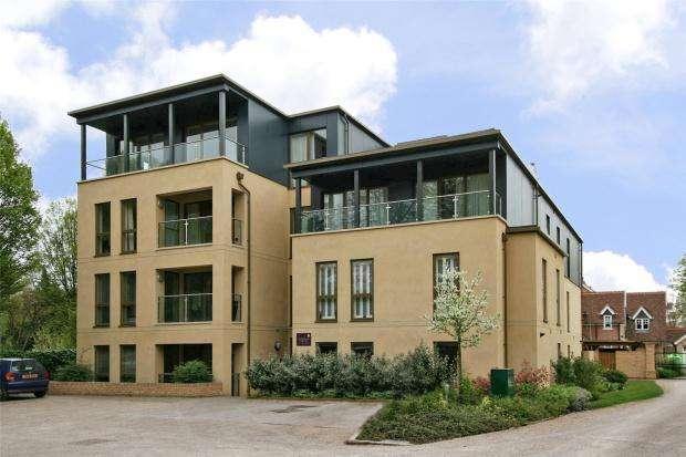 2 Bedrooms Apartment Flat for sale in Lexington House, 10 Long Road, Cambridge