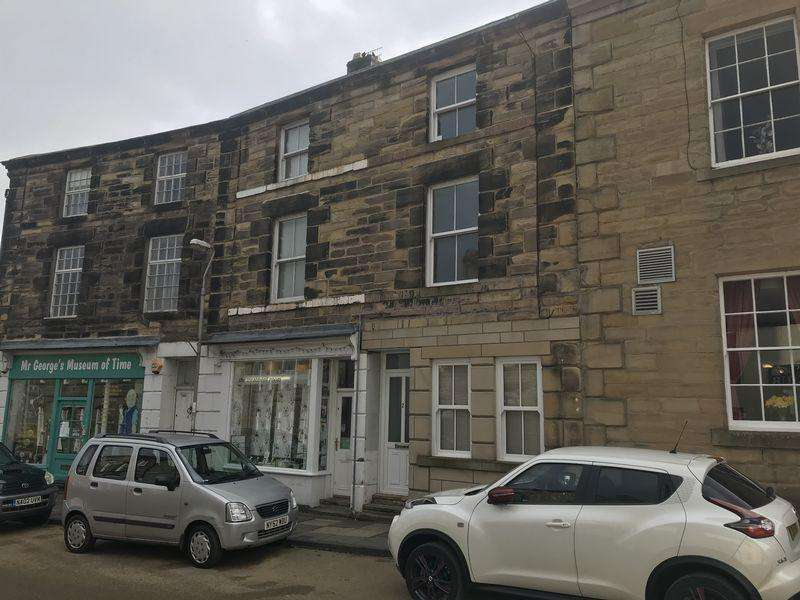 2 Bedrooms Maisonette Flat for sale in Central Place, Haltwhistle