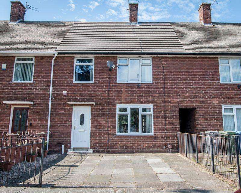 3 Bedrooms Terraced House for sale in Central Way, Speke