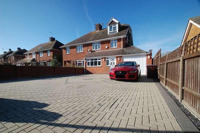4 Bedrooms Semi Detached House for sale in Playstool Road, Newington, Sittingbourne, ME9