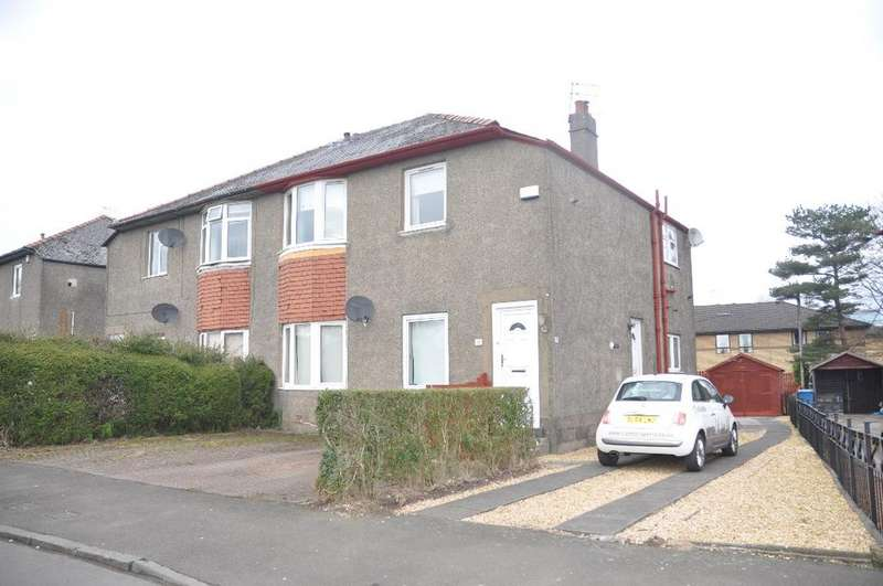 3 Bedrooms Flat for rent in Kinnell Avenue, Cardonald, Glasgow, Glasgow, G52 3RZ