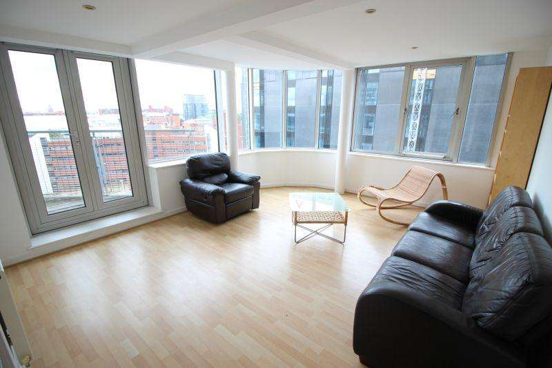 2 Bedrooms Apartment Flat for sale in Priness House, 144 Princess Street, Piccadilly