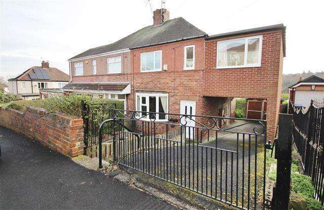 4 Bedrooms Semi Detached House for sale in Hollindale Drive, Intake, Sheffield, S12 2EP