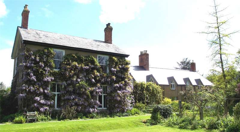 10 Bedrooms House for sale in Yondercott House, Uffculme, Cullompton, Devon, EX15