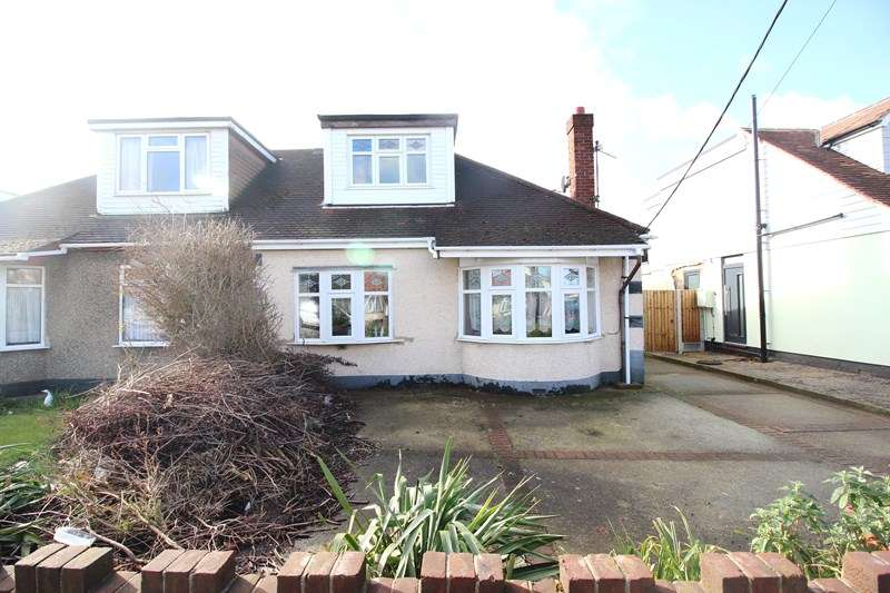 3 Bedrooms Chalet House for sale in Grandview Road, Benfleet