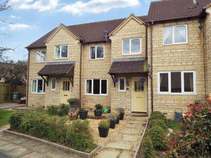 3 Bedrooms Terraced House for sale in Dewfalls Drive, Bradley Stoke, Bristol, Gloucestershire