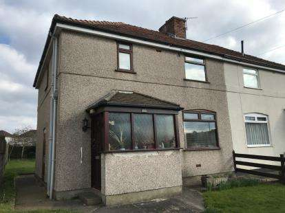 3 Bedrooms Semi Detached House for sale in Kingsway Avenue, Kingswood, Bristol