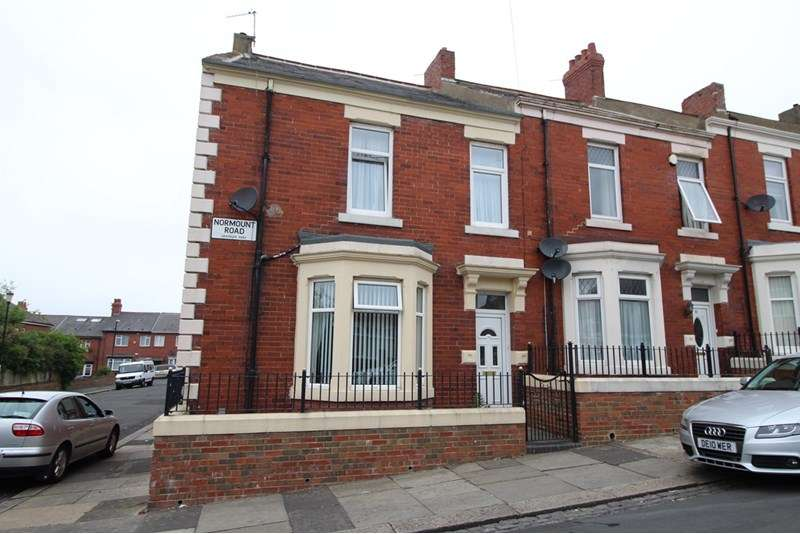3 Bedrooms Property for sale in Normount Road, Grainger Park, Newcastle upon Tyne, Tyne & Wear, NE4 8SH
