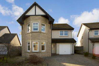 4 Bedrooms Detached House for sale in Borrows Gate, Stirling