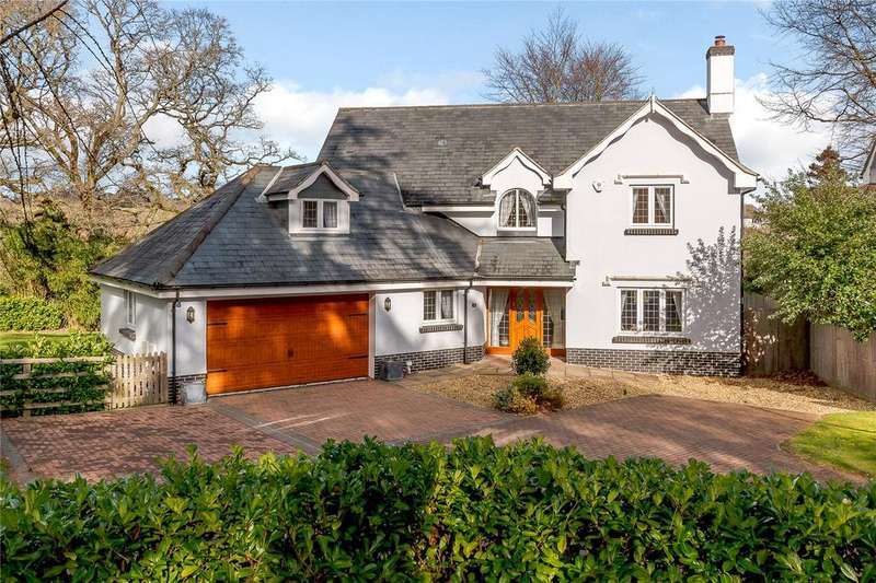 5 Bedrooms Detached House for sale in Clyst Hayes Gardens, Budleigh Salterton, Devon