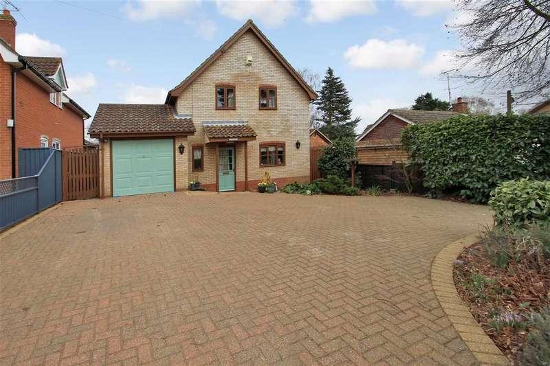 4 Bedrooms Detached House for sale in Ashfield, School Road, Waldringfield, Woodbridge