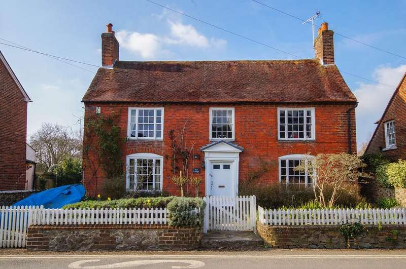 3 Bedrooms Semi Detached House for rent in Bosham Lane, Bosham