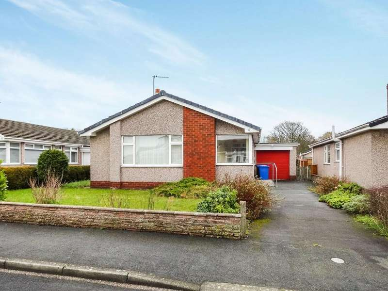 2 Bedrooms Detached Bungalow for sale in Conwy Avenue, Rhuddlan