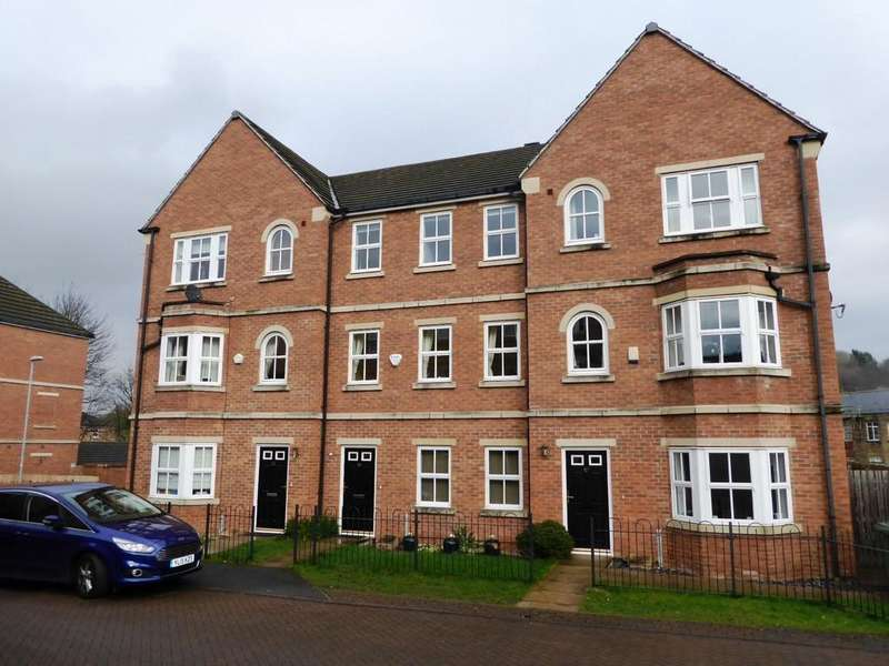 4 Bedrooms Town House for rent in Broom Mills Road, Farsley
