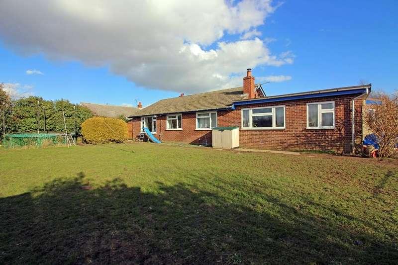 4 Bedrooms Detached Bungalow for sale in Sharon Close, Felmingham