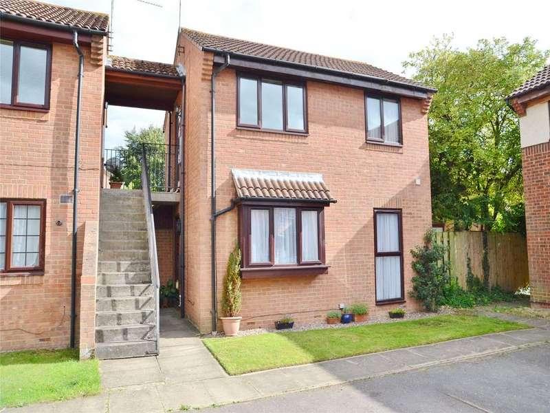 1 Bedroom Maisonette Flat for sale in Alderfield Close, Theale, Reading, Berkshire, RG7