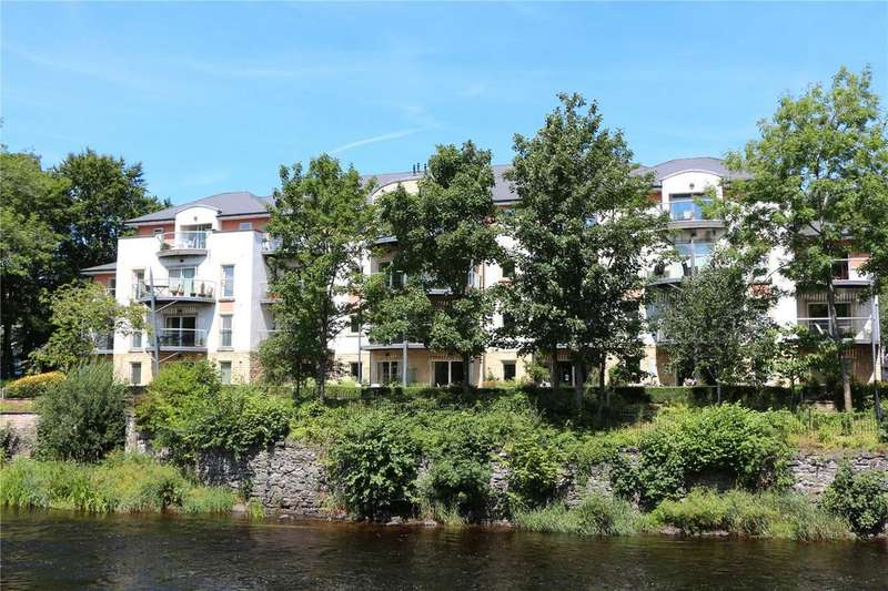 2 Bedrooms Apartment Flat for sale in Lower Dee Mill, Mill Street, Llangollen, Wrexham, LL20