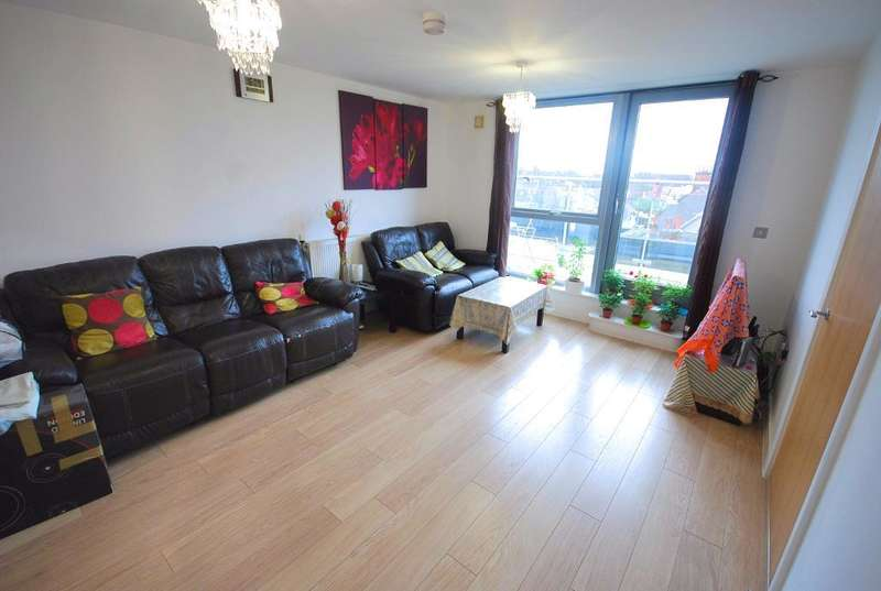 2 Bedrooms Flat for sale in EALING ROAD, WEMBLEY, MIDDLESEX, HA0 4BY