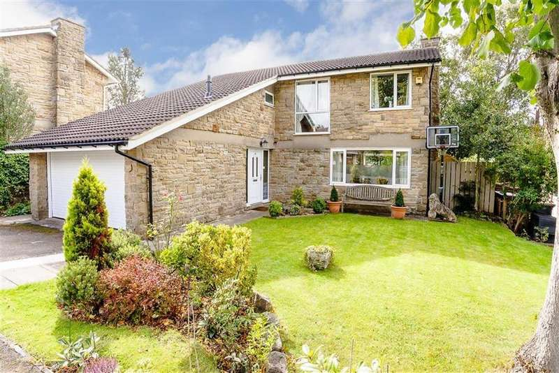 4 Bedrooms Detached House for sale in Walton Park, Pannal, North Yorkshire