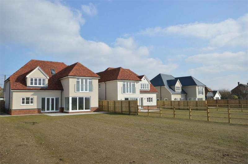 4 Bedrooms Detached House for sale in Beech House, Brick Kiln Lane, Stebbing