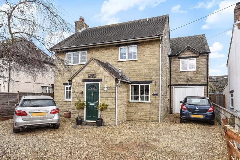 4 Bedrooms Detached House for sale in Bicester Road, Launton, OX26