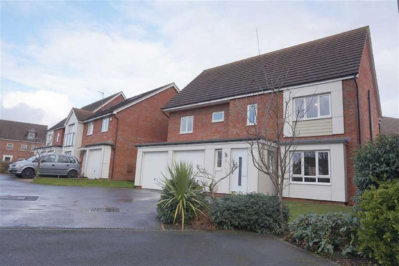 7 Bedrooms Detached House for sale in Lady Anne Way, Brough, Brough, East Yorkshire, HU15