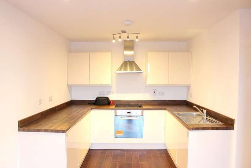 2 Bedrooms Flat for sale in Swingate, Stevenage, SG1 1AF