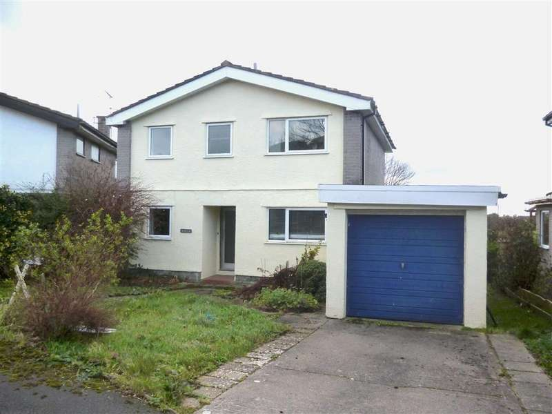 4 Bedrooms Detached House for sale in Caergelach, Llandegfan, Anglesey