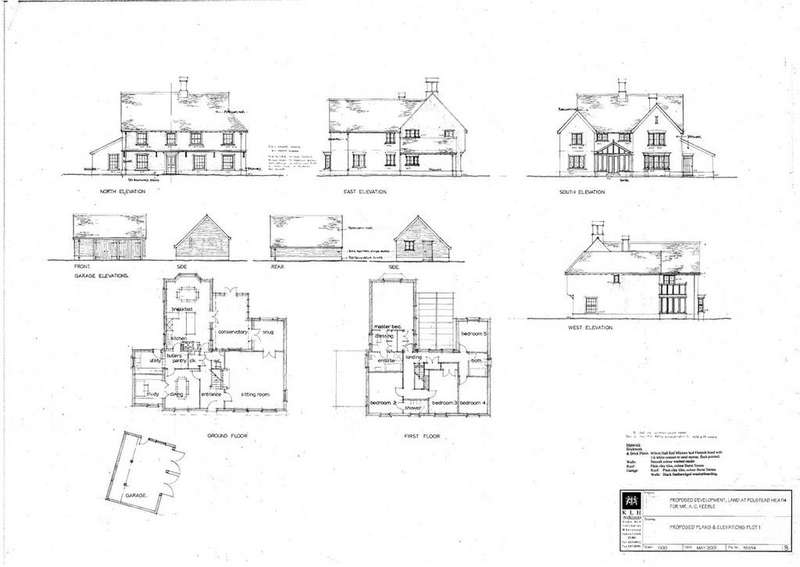 Plot Commercial for sale in Land At Polstead Heath, Polstead Heath, Colchester, CO6
