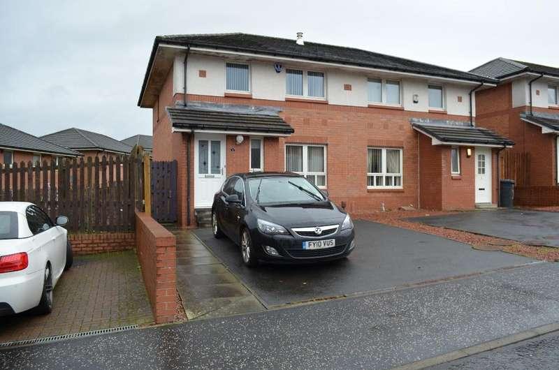3 Bedrooms Semi Detached House for rent in MacFarlane Road , Balloch , Dumbartonshire, G83 8EA
