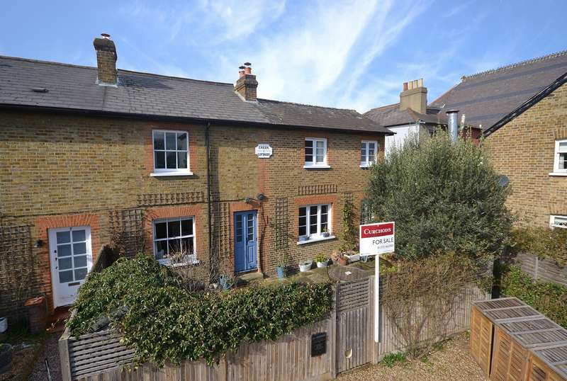 3 Bedrooms Terraced House for sale in East Molesey