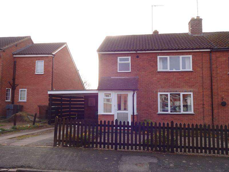 3 Bedrooms Semi Detached House for sale in Woodgate Way, Belbroughton DY9 9TL