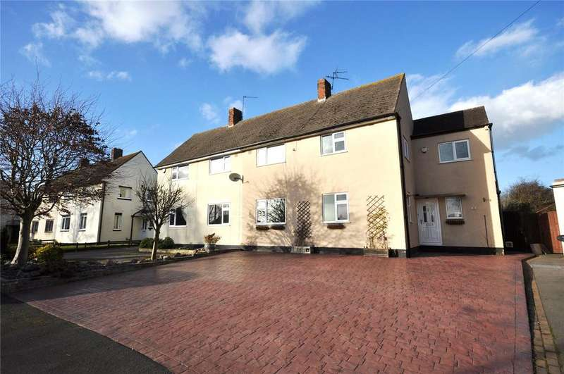 4 Bedrooms Semi Detached House for sale in The Crescent, Asfordby, Melton Mowbray