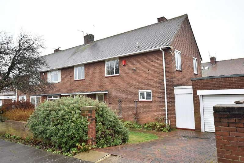 4 Bedrooms Semi Detached House for sale in Glaisdale Drive, South Bents