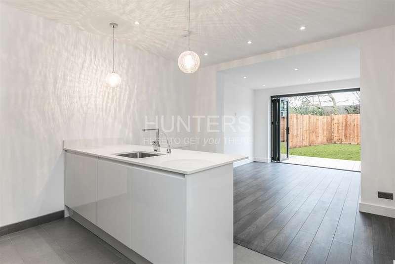 2 Bedrooms Flat for sale in Gondar Gardens, West Hampstead, London, NW6