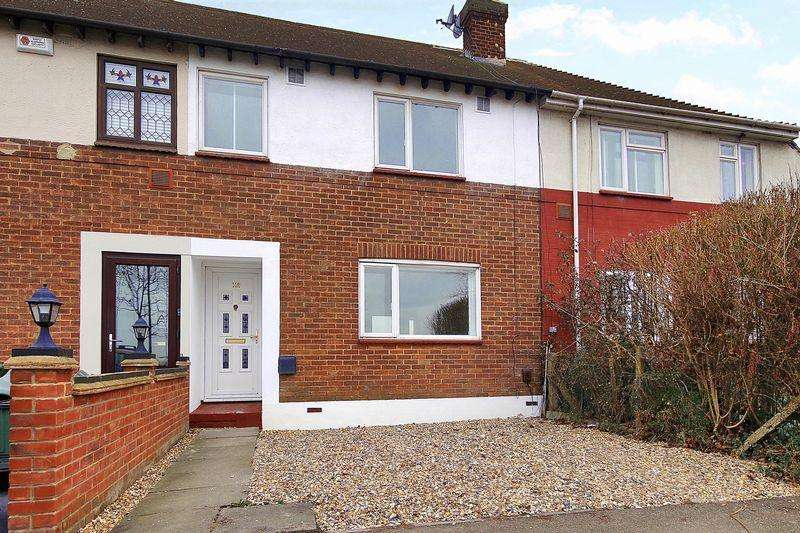 3 Bedrooms Terraced House for sale in Thames Road, Crayford